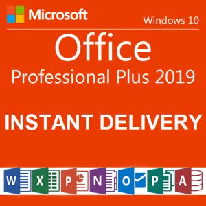 Office 2019 Professional Plus Lifetime License Key