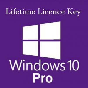 Windows 10 Pro Product Key (Lifetime)